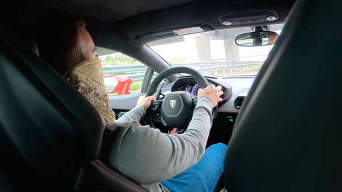 Detenido un youtuber por circular a 233 kms/hora por una carretera de 80