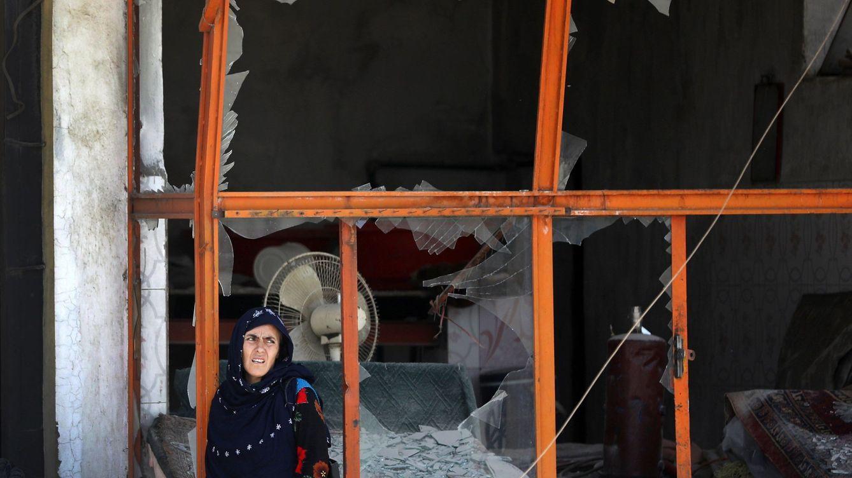 Decenas de muertos en un atentado talibán en Afganistán en plena campaña electoral