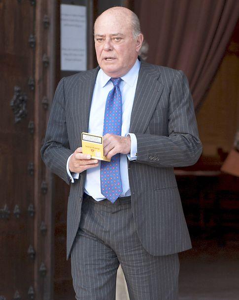 El empresario Juan Abelló. (Gtres)
