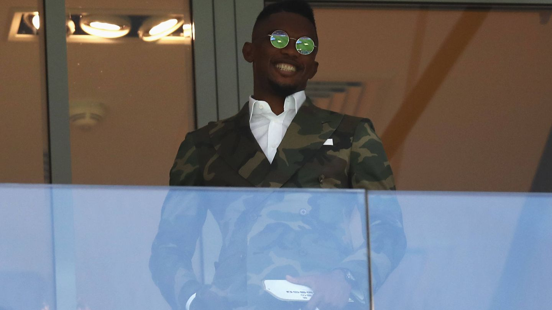 Samuel Eto'o. (Getty)