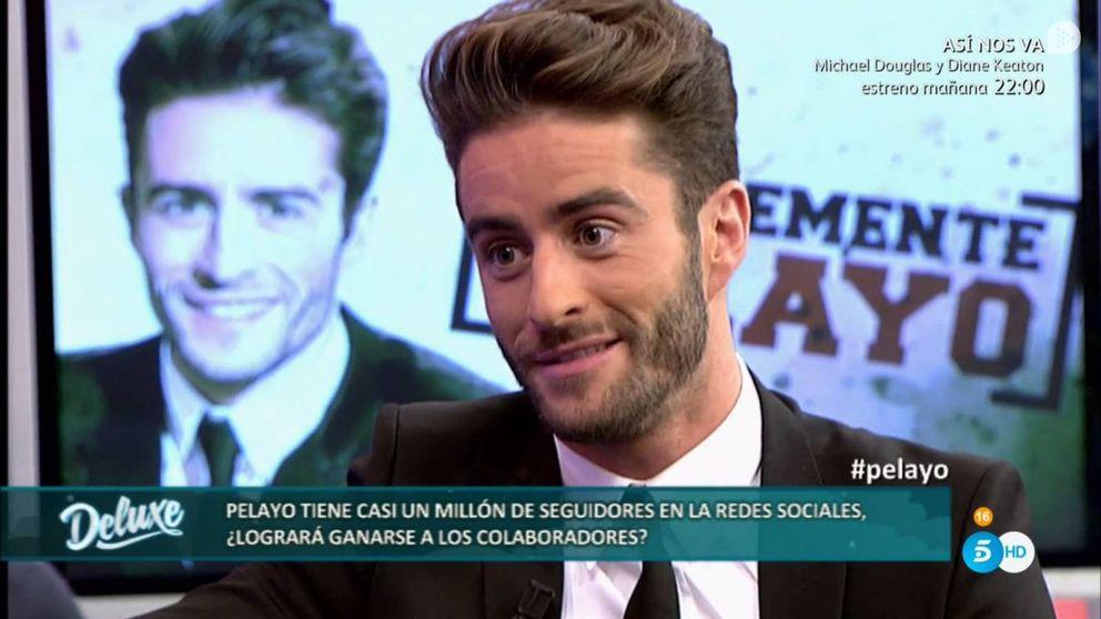 Pelayo Díaz: Fue David Delfín el que terminó nuestra relación