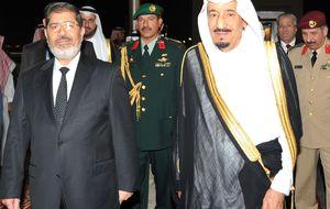 El príncipe Salman pasa el día con sus hijos en Marbella