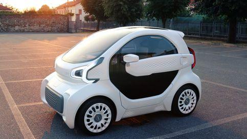 Fabricado en tres días y por menos de 8000 euros: el último coche eléctrico