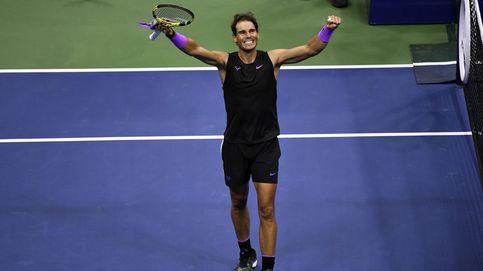 Rafa Nadal gana a Matteo Berrettini y jugará la final del US Open contra Medvedev