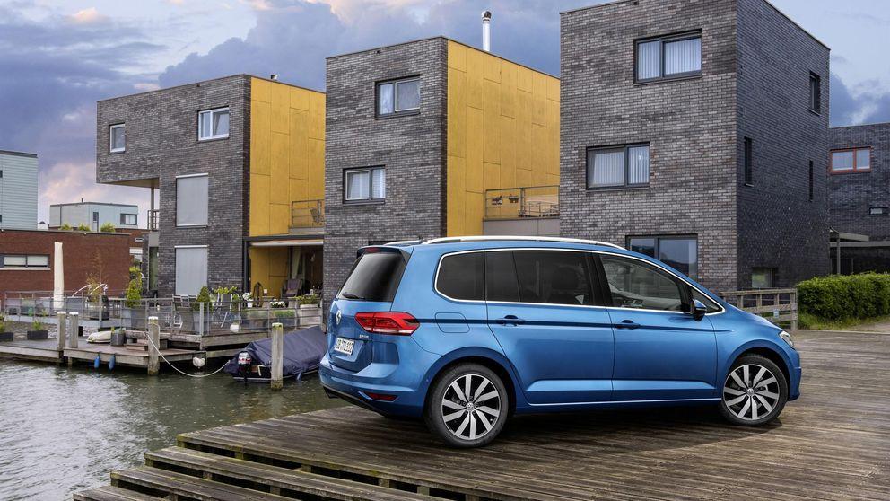 Volkswagen refuerza su apuesta por los monovolúmenes con un nuevo Touran