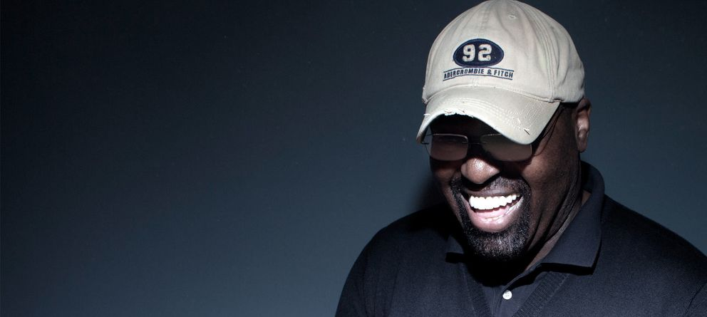 Foto: El DJ y productor Frankie Knuckles (Red Bull Music Academy)