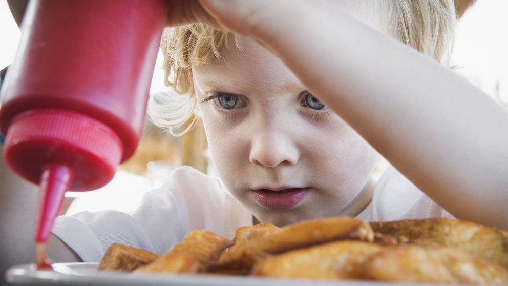 Cómo lograr que nuestros hijos coman de todo y se mantengan en su peso ideal