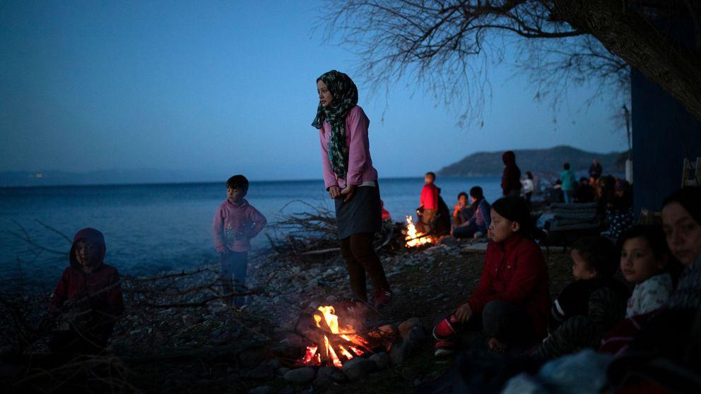 Merkel: la política de refugiados de Erdogan es completamente inaceptable