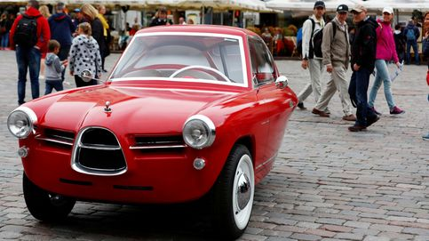 El coche eléctrico más 'cuqui' del mundo tiene tres ruedas
