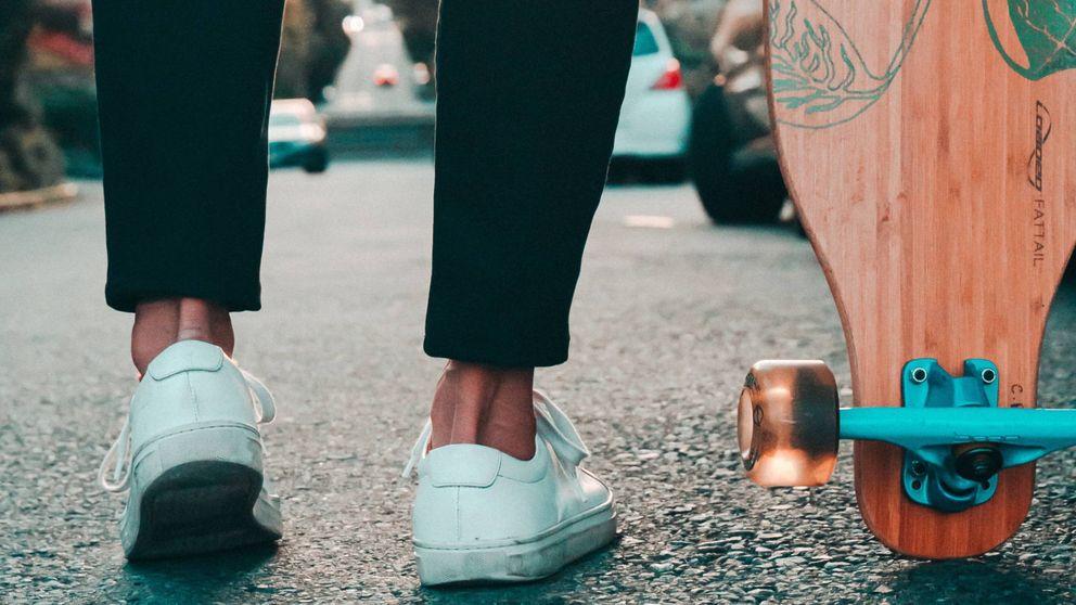Massimo Dutti lanza unas nuevas zapatillas deportivas de corte clásico más allá de modas