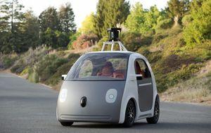 El coche sin volante ni pedales de Google