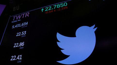Twitter se desploma hasta un 20% tras perder un 95% de sus beneficios