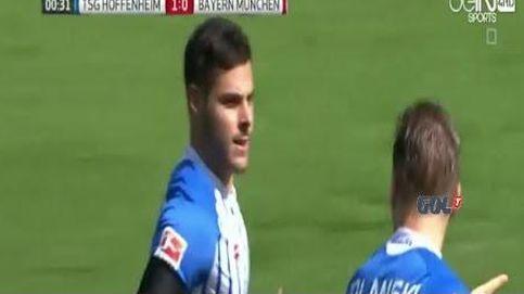 El gol más rápido de la historia de la Bundesliga
