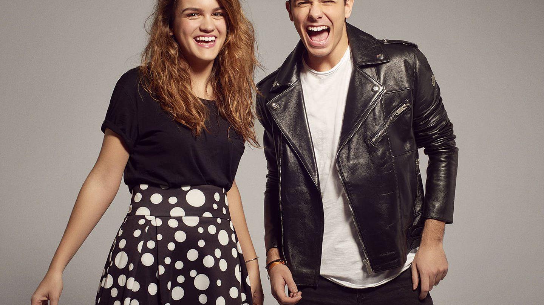 Amaia y Alfred. (RTVE)