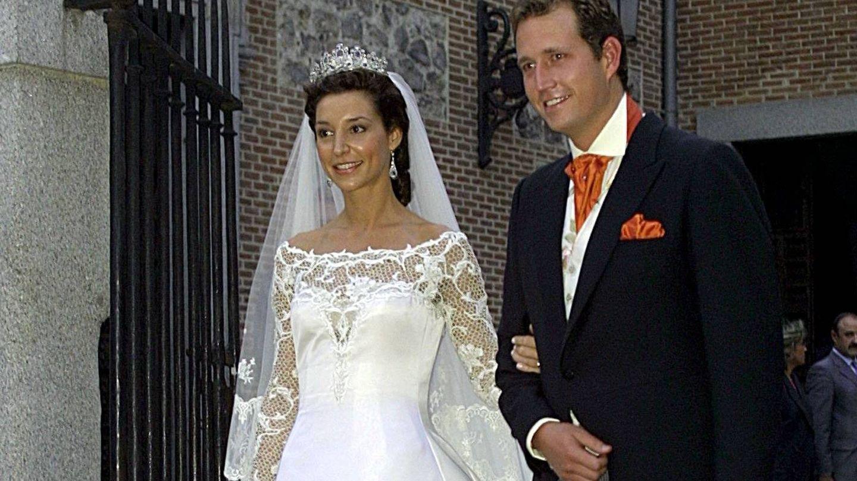 Bruno y Matilde Cano, el día de su boda. (CP)
