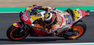 Post de La felicidad de Jorge Lorenzo en Jerez, el circuito donde quiere recuperar 'el martillo'
