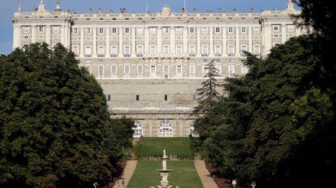Casa Real rescata los jardines del Palacio Real, escenario de fiestas, infidelidades y riñas