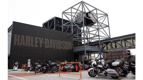 Una visita por el museo Harley Davidson de Milwaukee