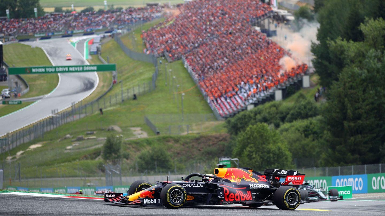 Verstappen está teniendo una carrera muy plácida. (Reuters)