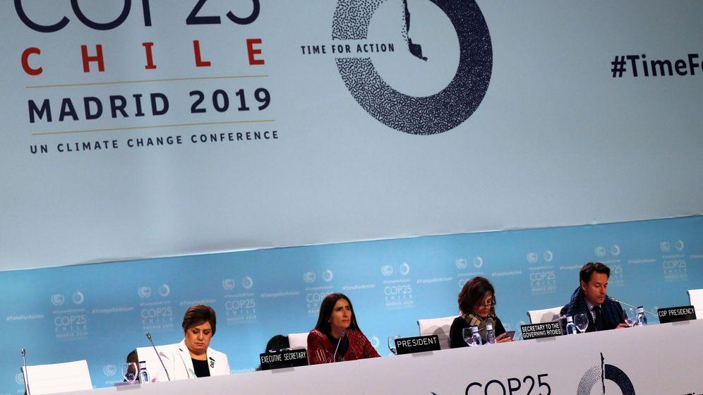 Foto: Carolina Schmidt, Ministra de Medio Ambiente de Chile y Presidenta de la Conferencia sobre Cambio Climático de las Naciones Unidas de 2019 (Reuters)
