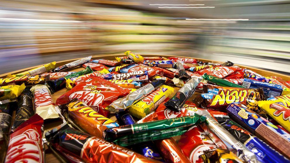 ¿Por qué se están eliminando las chucherías en las líneas de caja de los supermercados?