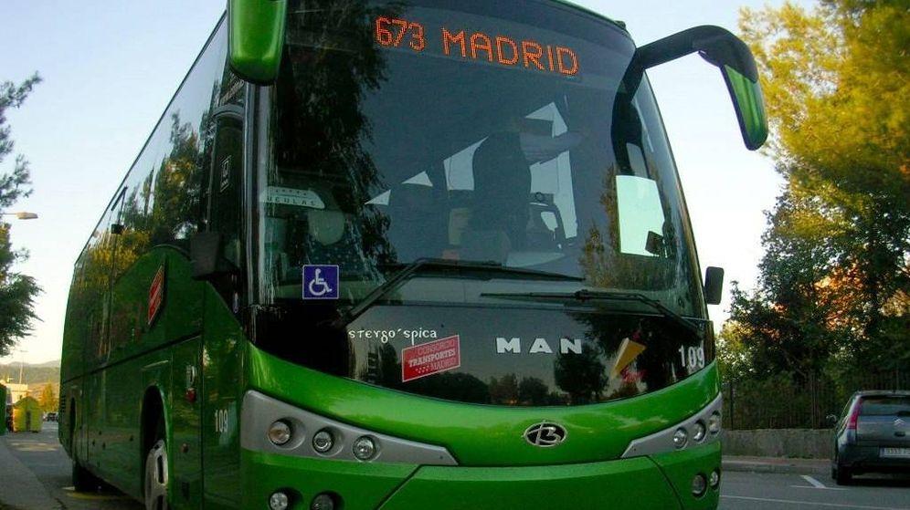 Foto: el 3 de mayo arranca la huelga de autobuses interurbanos en Madrid