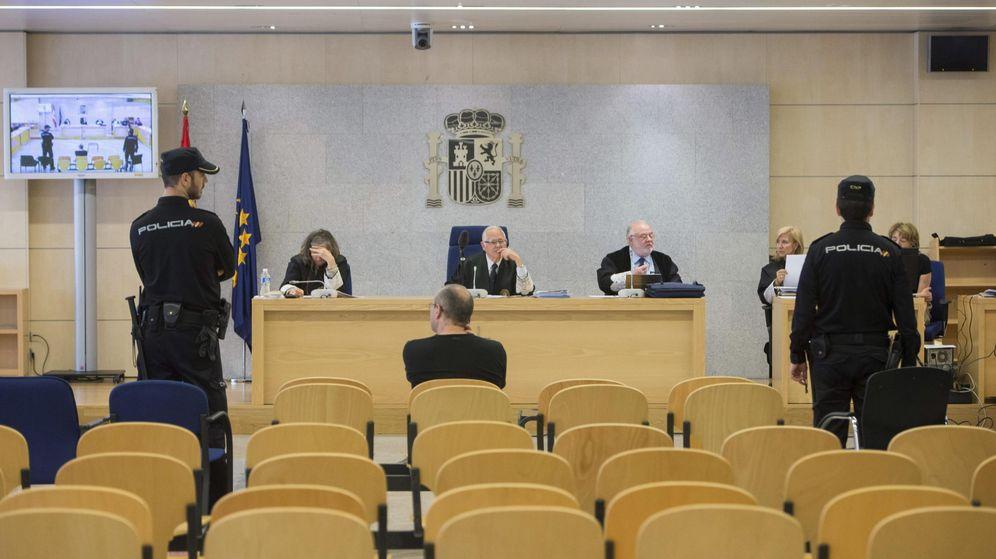 Foto: La Audiencia Nacional libera al etarra que facilitó el secuestro de José María Aldaya