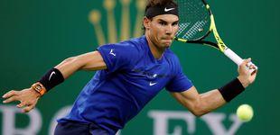 Post de Rafa Nadal supera sin problemas a Donaldson en su estreno en Shanghai