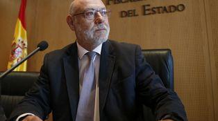 Villarejo y Olivera intentaron acercarse al fiscal general Maza