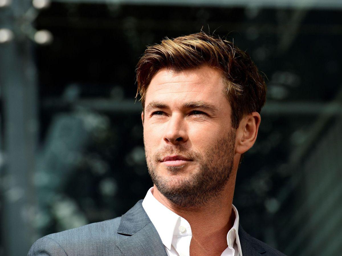 Foto: Chris Hemsworth ha tenido que enfrentarse a espectaculares subidas y bajadas de peso