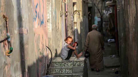 Campo de refugiados de Al-Shataa en Gaza