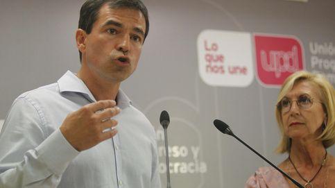 Herzog, candidato a La Moncloa por UPyD con el apoyo del 74%