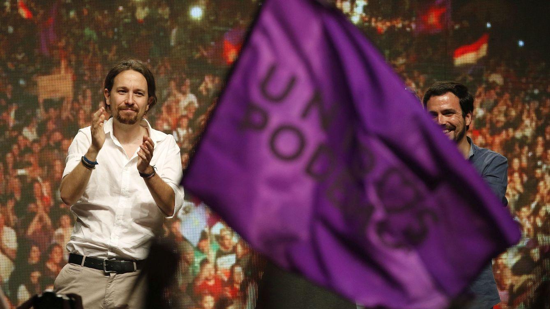 Iglesias, por fin, echa al monte a Podemos