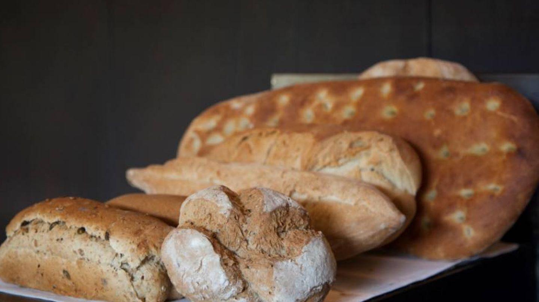 Carro de los panes de Les Cols.