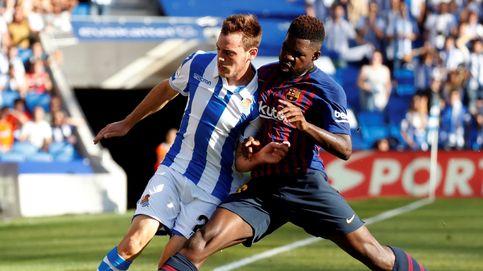 FC Barcelona - Real Sociedad en directo: resumen, goles y resultado