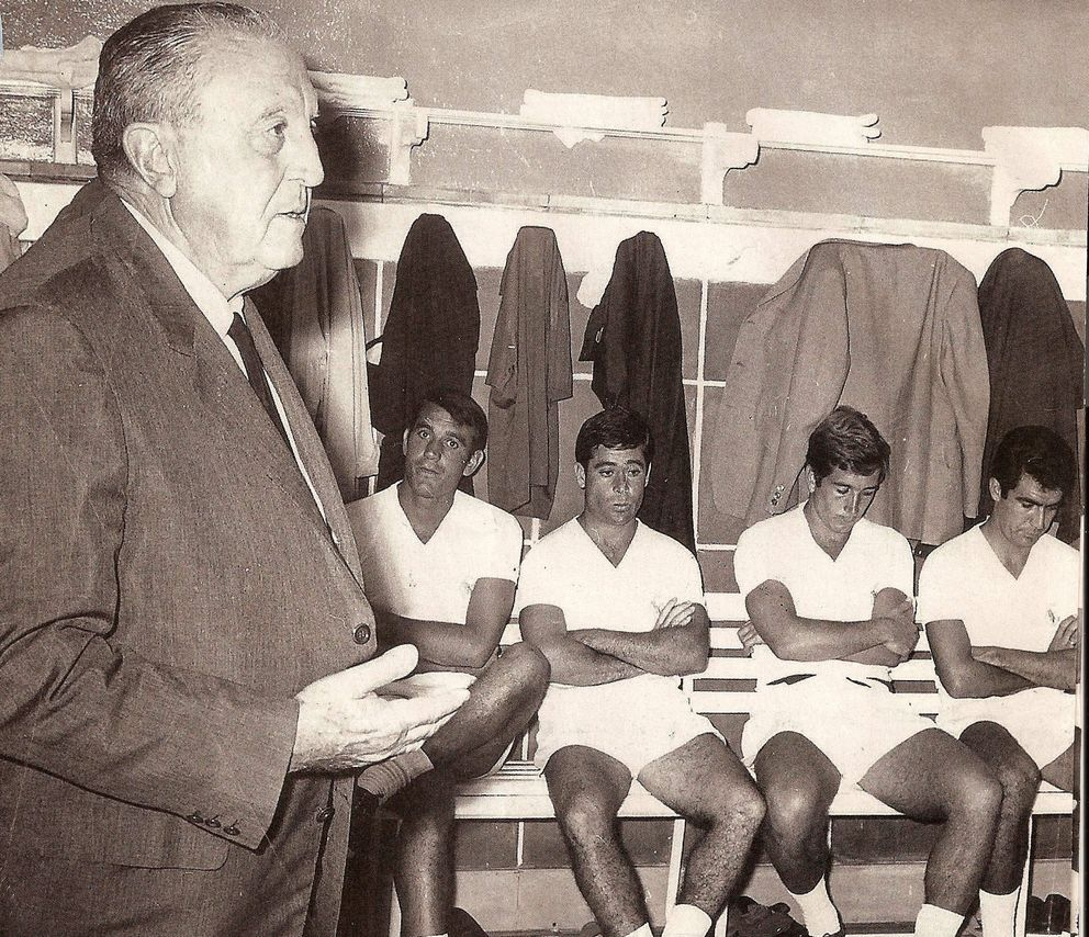 Foto: Imagen de una de las famosas 'santiaguinas' de Bernabéu