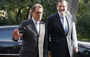 Rajoy envía al Congreso su rechazo a la consulta soberanista de Cataluña