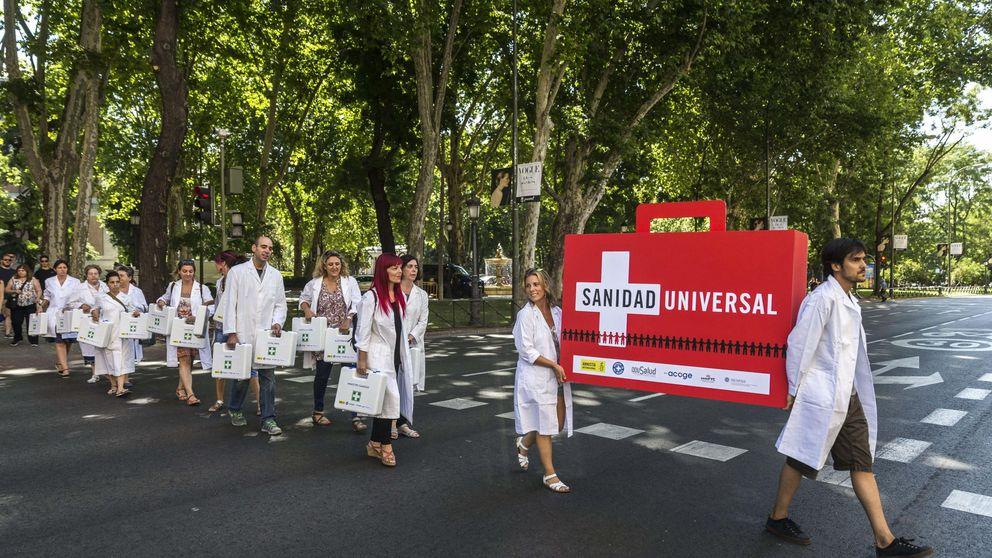 Sanidad madrileña: 5.300 empleos  menos y 9.500 jubilaciones en 5 años