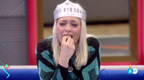 Daniela Blume, desolada tras recibir el mensaje de Uri Sàbat, su exnovio