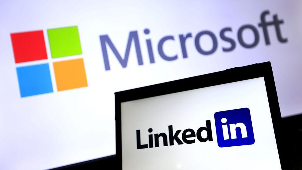 Foto: Microsoft acuerda comprar linkedin por 26.200 millones de dólares