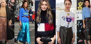 Post de Gigi Hadid, Olivia Palermo y los jerséis que no te quitarás en todo el invierno