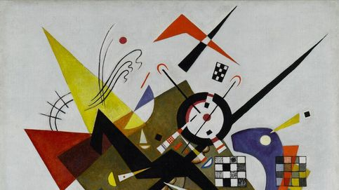 Kandinsky, vanguardia rusa sobre Madrid