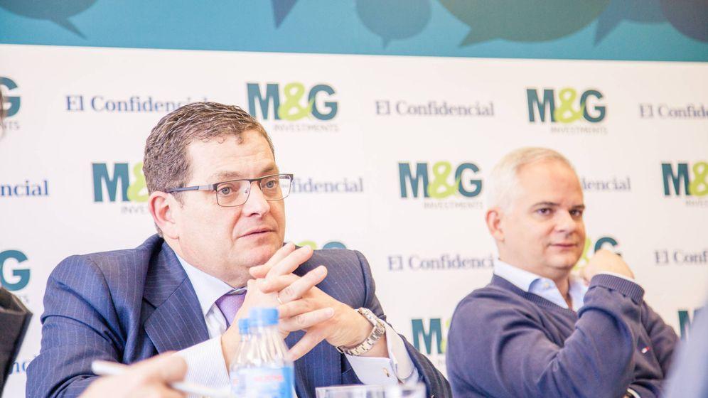 Foto: Ignacio Rodríguez Añino (M&G) y Alberto Artero. (Jorge Álvaro Manzano)