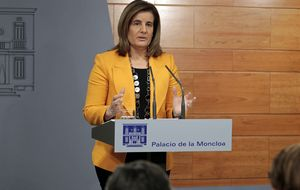 El Banco de España prevé que la moderación salarial se intensifique todavía más