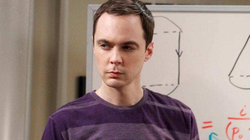 Foto: Jim Parson como Sheldon Cooper.