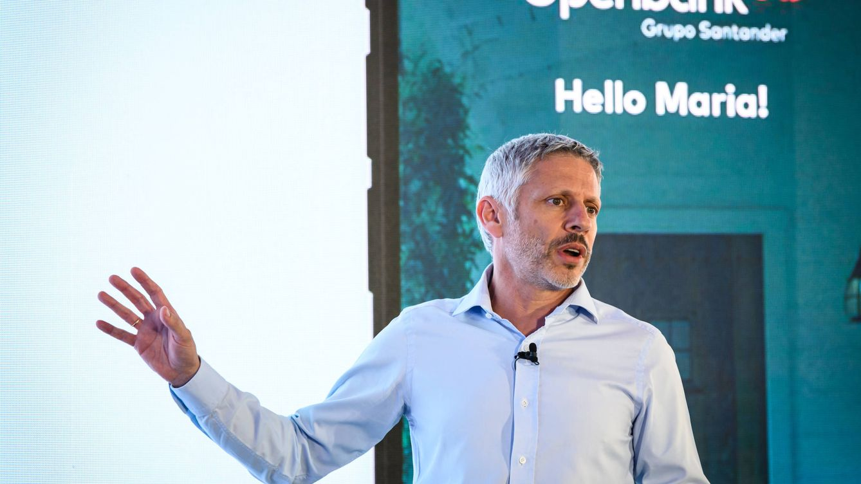 Foto: Ezequiel Szafir, consejero delegado de Openbank