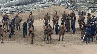 'Juego de Tronos' revela sus secretos: Zumaia, las caras de Arya y el mapa de Poniente