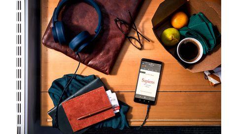 El 'boom' de los audiolibros: ganan terreno a los ebooks y al papel