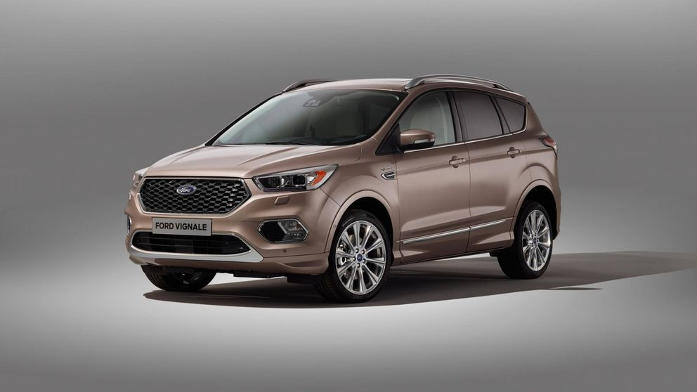 Ford Kuga Vignale, una opción exclusiva fabricada en Valencia