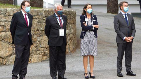 González y Rajoy reclaman pactos ante la crisis y defienden al Rey